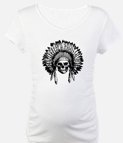 Native American Skull Shirt