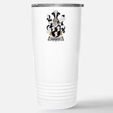 Kennedy Family Crest Travel Mug