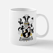 Kennedy Family Crest Mugs