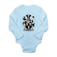 Kennedy Family Crest Body Suit