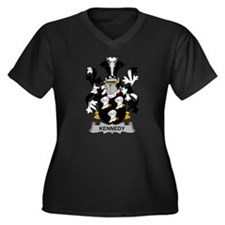Kennedy Family Crest Plus Size T-Shirt