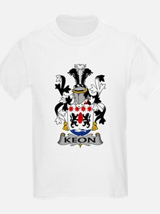 Keon Family Crest T-Shirt