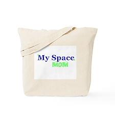 MOM-Green Tote Bag