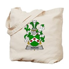 Kieran Family Crest Tote Bag