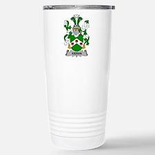 Kieran Family Crest Travel Mug