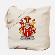 Kyan Family Crest Tote Bag