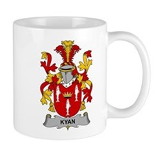 Kyan Family Crest Mugs