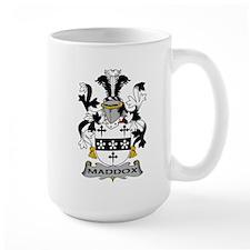 Maddox Family Crest Mugs