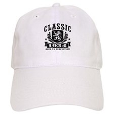 Classic 1934 Baseball Cap