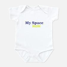 MOM-Yellow Infant Bodysuit