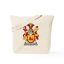 McCartney Family Crest Tote Bag