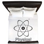 Fueled by Physics King Duvet