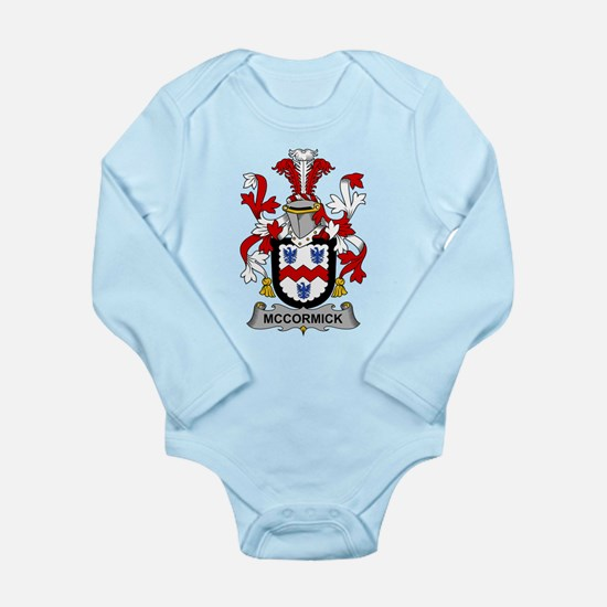 McCormick Family Crest Body Suit