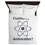 Fueled by Antimatter Queen Duvet