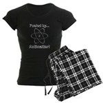 Fueled by Antimatter Women's Dark Pajamas