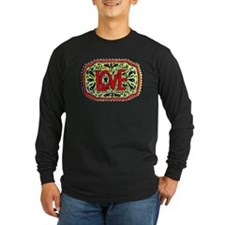 Hand Painted Love Long Sleeve T-Shirt