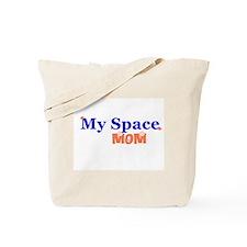 MOM-Coral Tote Bag
