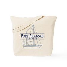 Port Aransas - Tote Bag