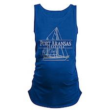 Port Aransas - Maternity Tank Top
