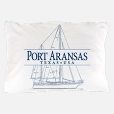 Port Aransas - Pillow Case