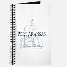 Port Aransas - Journal