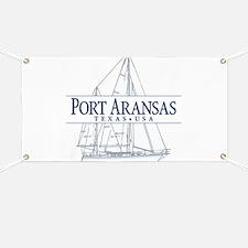 Port Aransas - Banner