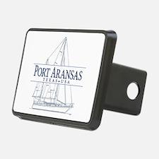 Port Aransas - Hitch Cover