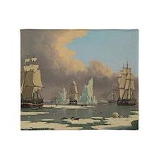John Ward of Hull - The Northern Wha Throw Blanket