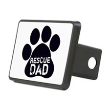 Rescue Dad Hitch Cover