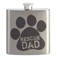 Rescue Dad Flask