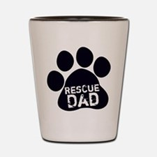 Rescue Dad Shot Glass
