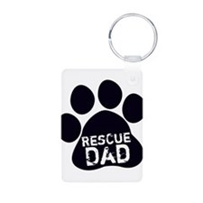 Rescue Dad Keychains