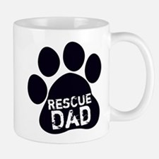 Rescue Dad Small Small Mug