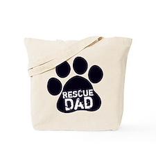Rescue Dad Tote Bag