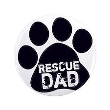 """Rescue Dad 3.5"""" Button"""