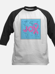 OYOOS JOY support cancer design Tee