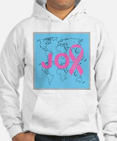 OYOOS JOY support cancer design Hoodie