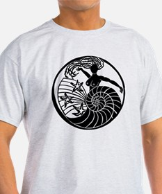 Yemanja, Orixa of the Ocean T-Shirt