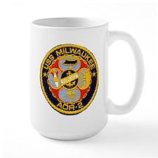 USS MILWAUKEE Mugs