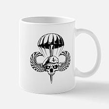 Paratrooper Skull Mugs