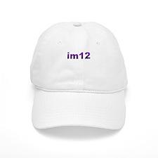 im12 Baseball Cap