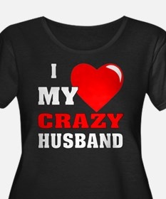 Love My Crazy Husband T