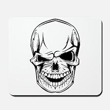 Winking Skull Mousepad