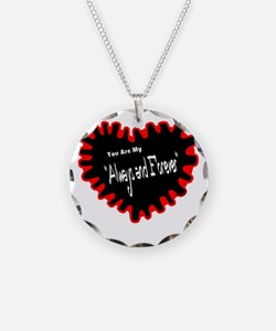 Always And Forever-Heatwave Necklace