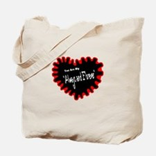 Always And Forever-Heatwave Tote Bag