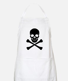 Skull And Crossbones Apron