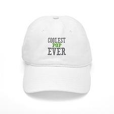 Coolest Pop Ever Baseball Cap