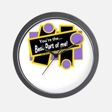 Youre The Best-Dale Watson Wall Clock