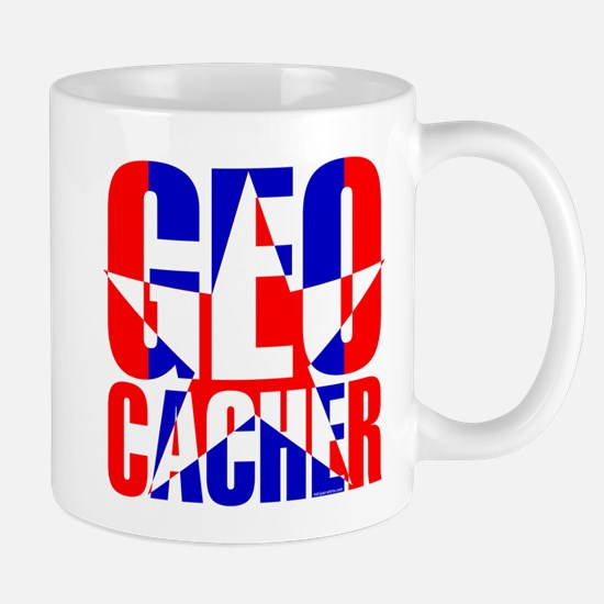 Star Geocacher Mug