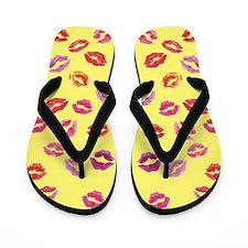 LIPS Flip Flops